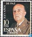 25 jaar Franco regime