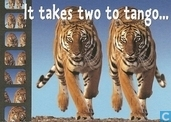 """B002876 - Esso """"It takes two to tango…"""""""