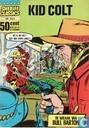 Strips - Kid Colt - De wraak van Bull Barton