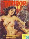 Strips - Terror - De vervloeking van Oedipus