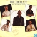 Platen en CD's - Hot Chocolate - It started with a kiss