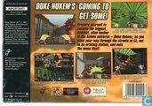 Jeux vidéos - Nintendo 64 - Duke Nukem 64