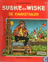 Comic Books - Willy and Wanda - De kwakstralen