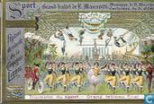 Sport, Grosses Ballett von Manzotti