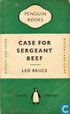 Case for Sergeant Beef
