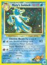 Misty's Golduck