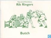 Bandes dessinées - Ric Hochet - Butch
