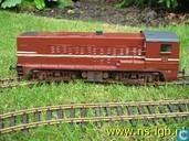 Dieselloc NS serie 2200