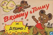 Comics - Brommy & Tommy - Atomo!