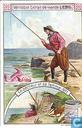 De Visscher en zijne vrouw