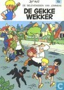 Comic Books - Jeremy and Frankie - De gekke wekker