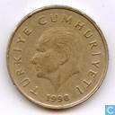 Turquie 50 bin lira 1998