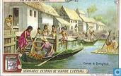 Leben und Treiben in Siam