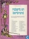 Bandes dessinées - Robert et Bertand - Vreemde bezoekers