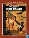 Strips - Blake en Mortimer - Het geheim van de Grote Pyramide - Het manuscript van Manethon