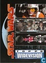 Star Wars Topps Widevision, titelblad
