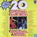 20 Original Chart Hits - Original Artists