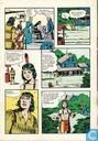 Comic Books - White Indian - De onzichtbare bandiet van Grizzly Gulch