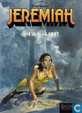 Comics - Jeremiah - Wie is Blue Fox?