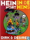 Comics - Dirk en Desiree - In de hens