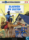 Bandes dessinées - Tuniques Bleues, Les [Lambil] - Blauwen en bulten