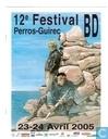 VERKEERDE RUBRIEK --> STRIP-EXLIBRIS/PRENT 12e Festival BD Perros-Guirec