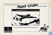"""Comic Books - Piloot Storm - """"Vliegende schotel"""""""