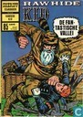Comics - Clint Walker - De fantastische vallei