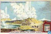 geysers,bronnen,vulkanen