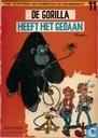 Comic Books - Spirou and Fantasio - De gorilla heeft het gedaan