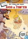 Strips - Geo en Tafta - Het land van Gorp met Geo & Tafta