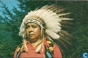 Cherokee indian chief