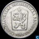 Tsjecho-Slowakije 10 haleru 1965