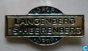 Drop Langenberg 's-Heerenberg Drop [blauw]