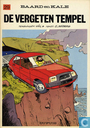Comic Books - Tif and Tondu - De vergeten tempel
