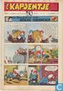Strips - Kapoentje, 't (tijdschrift) - 1948 nummer  50