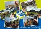 Groeten uit Flevoland