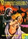 Comic Books - Vampirissimo - Het hart van Drada
