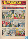 Strips - Kapoentje, 't (tijdschrift) - 1949 nummer 35
