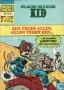 Comic Books - Geen broertje dood aan geweld - Een tegen allen, allen tegen een...