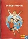 Suske en Wiske hobby plakboek