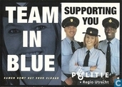 "S000775 - Politie Regio Utrecht ""Team in blue supporting you"""