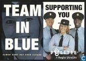 """S000775 - Politie Regio Utrecht """"Team in blue supporting you"""""""