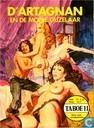 D' Artagnan en de mooie gijzelaar