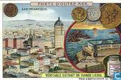 Überseeische Hafenstädte