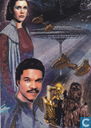 Leia, Lando, Cloud City