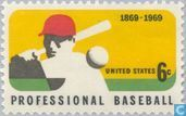 Baseball professionnel 1869-1969