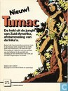 Strips - Tumac - Tumac - De held van de jungle