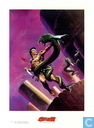 Comic Books - Storm [Lawrence] - Het volk van de woestijn + De groene hel