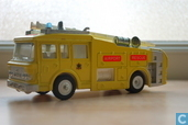 ERF Airport Rescue Tender